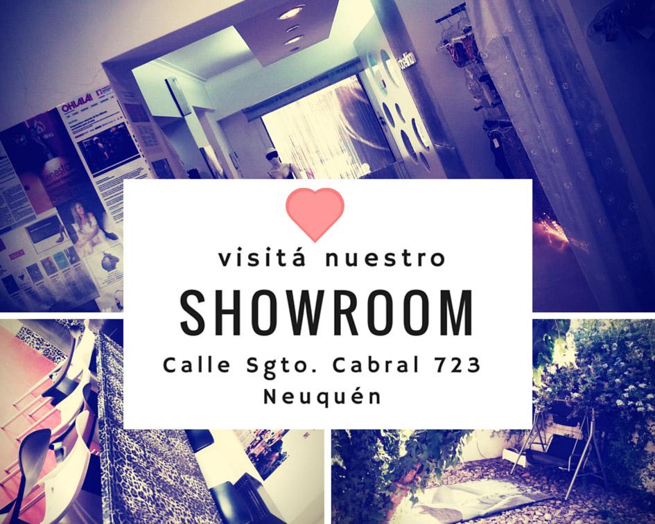 Visitá nuestro Showroom